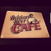 Photo taken at Belgium cafe by Ihsan K. on 11/11/2015