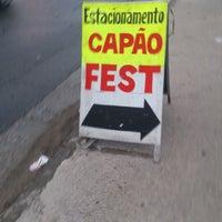 Photo taken at Capão Pecado by alexandre P. on 1/8/2013