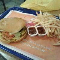 Photo taken at Whataburger by Blake W. on 9/22/2012