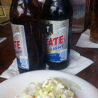 Photo taken at La Taberna Suc. Yaxc by Eder D. on 11/16/2012