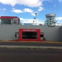Photo taken at Estacion Eduardo Brito by Edwin U. on 1/24/2014