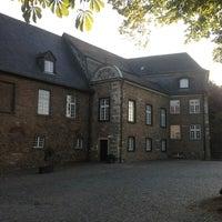 Photo taken at Schloss Broich by Ruslan D. on 9/4/2013