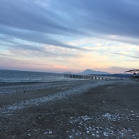 Photo taken at Daima Resort Beach Kemer by Ruslan D. on 4/4/2017