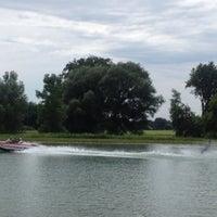Photo taken at Lake Lynette by Kris on 6/26/2013