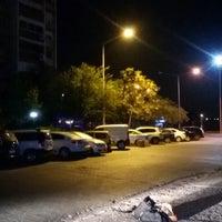 Photo taken at Havaş Ege Park İstasyonu by benji t. on 11/4/2014