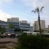 Photo taken at Konyaaltı İlkoğretim Okulu by benji t. on 3/28/2013