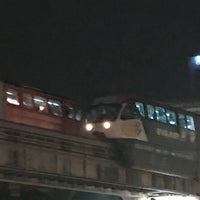 Photo taken at RapidKL Medan Tuanku (MR9) Monorail Station by Anand on 10/16/2017