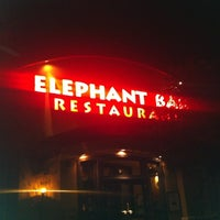 Photo taken at Elephant Bar Restaurant by DoR!x Ä. on 9/23/2012