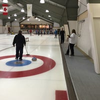 Photo taken at Canmore Golf & Curling Club by Stephanie on 2/21/2015