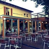 Photo taken at Antica Osteria Del Porto by Safanah H. on 8/13/2014