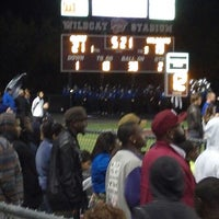 Photo taken at Whitehouse Stadium by Kami M. on 11/9/2013