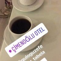 Снимок сделан в Çimenoğlu Otel пользователем Ayşen E. 5/12/2018