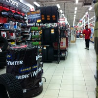 Photo taken at Canadian Tire by Lance M. on 11/3/2012
