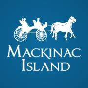 Photo taken at Mackinac Island Tourism Bureau by Avada A. on 5/12/2017