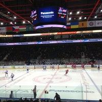 Photo taken at Арена 2000 Локомотив / Arena 2000 Lokomotiv by Алексей К. on 12/23/2012