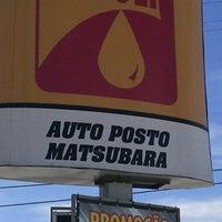 Photo taken at Auto Posto Matsubara by Mauricio M. on 7/30/2013