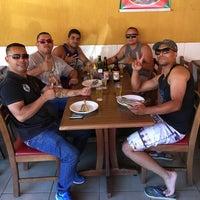 Photo taken at Restaurante Xodó da Bahia by Andre A. on 12/24/2016