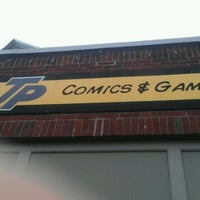 Photo taken at JP Comics & Games by Alejandro G. on 10/31/2012