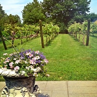 Photo taken at Crossing Vineyards and Winery by lanamaniac on 6/10/2013