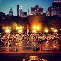Photo taken at Union Square Park by lanamaniac on 5/31/2013