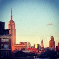 Photo taken at Pratt Manhattan by lanamaniac on 4/3/2013