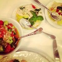 Photo taken at Almayass Restaurant NYC by lanamaniac on 1/9/2013