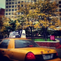 Photo taken at NYC Taxi Cab by lanamaniac on 10/9/2012