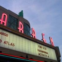 Photo taken at Warren Theatres by Cassie D. on 11/2/2012
