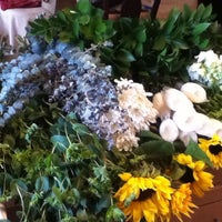 Photo taken at Fresh Flowers Wholesale by Melissa D. on 4/2/2016