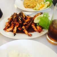 Photo taken at D'Cost Seafood by Imelda S. on 10/2/2014