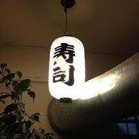 Photo taken at Nihon Sushi by Gustavo P. on 11/22/2012