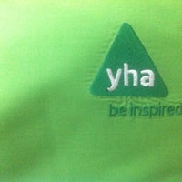 Photo taken at YHA Central London by Fabio T. on 9/28/2012