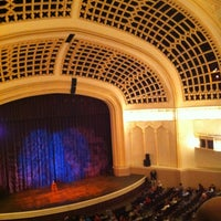 Photo taken at Macky Auditorium by Jennifer G. on 5/9/2013