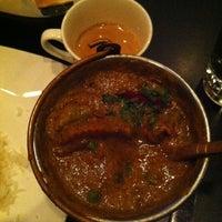 Photo taken at Jai Ho's Indian Kitchen by Jennifer G. on 12/2/2012