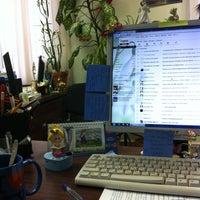 Photo taken at Администрация Муниципального округа № 65 by Екатерина Б. on 4/15/2013