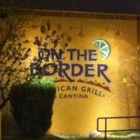 Photo taken at On The Border Mexican Grill & Cantina by Carl N. on 10/6/2012