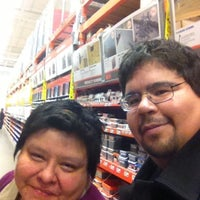 Photo taken at The Home Depot by Beedahsiga E. on 12/18/2012