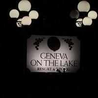 Photo taken at Geneva on the Lake by Elizabeth B. on 9/9/2016