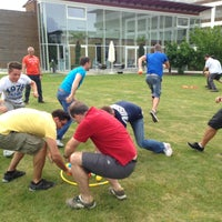 Photo taken at ACTIVE CONCEPTS-Outdoortraining at its Best by ACTIVE CONCEPTS-Outdoortraining at its Best on 8/21/2013