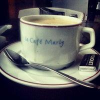 5/16/2013にMatina P.がCafé Marlyで撮った写真