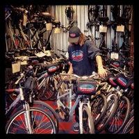 Photo taken at Blazing Saddles Bike Rentals by Rosa J. on 2/19/2013