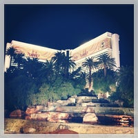 Photo taken at The Mirage Hotel & Casino by Rosa J. on 1/9/2013
