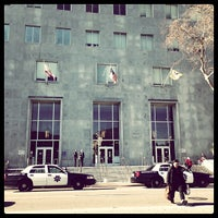 Photo taken at Hall of Justice by Rosa J. on 2/20/2013