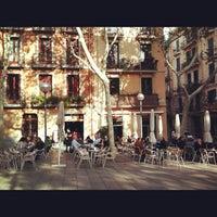11/18/2012 tarihinde Zackziyaretçi tarafından Plaça de la Virreina'de çekilen fotoğraf
