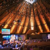 Photo taken at Christ Church of Oak Brook by Adam W. on 9/16/2014