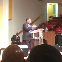 Photo taken at Bethel Baptist Institutional Church by Leesha A. on 9/15/2013