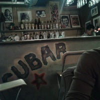 Photo taken at CUBAR by Julia M. on 9/22/2012