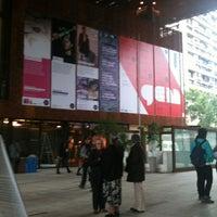 Photo taken at Centro Cultural Gabriela Mistral by Felipe Y. on 11/16/2012