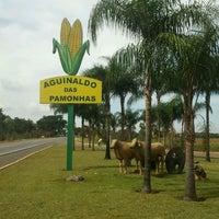 Photo taken at Aguinaldo das Pamonhas by Abdias T. on 4/19/2013