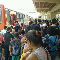 Photo taken at Terminal Integrado Barro by Bruno S. on 4/6/2013